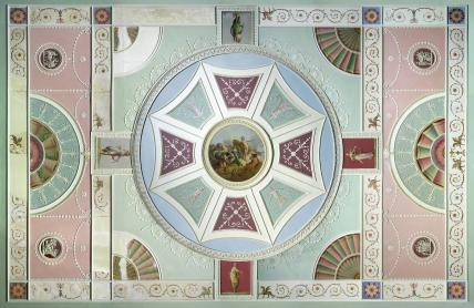 Ceiling, by Robert Adam