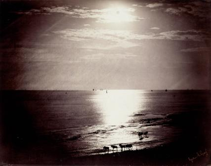 The Sun at Zenith, photo Gustave Le Gray