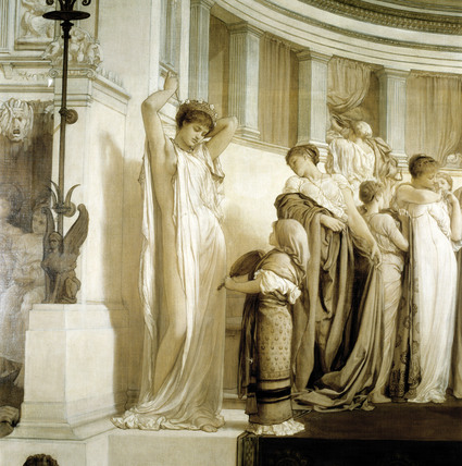 The Arts of Industry Applied to Peace, by Frederic Lord Leighton
