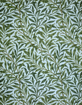 The Willow Bough Wallpaper, by William Morris