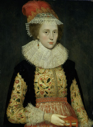 Portrait of Margaret Laton
