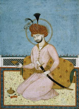 Shah Abbas, Ruler of Persia