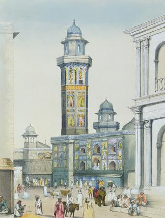 Sketches in the Punjab