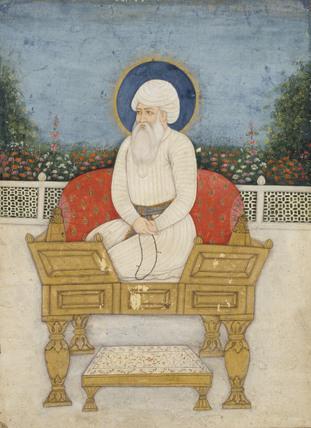The Iranian Muslim Saint