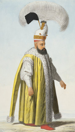Janissary Officer