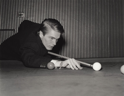 Adam Faith at home