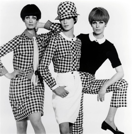 Mix n' match gingham outfits
