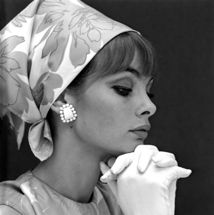 Jean Shrimpton profile