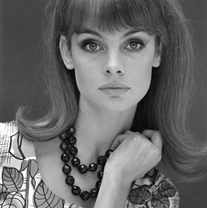 Classify Swinging 60s London Icon Model Jean Shrimpton