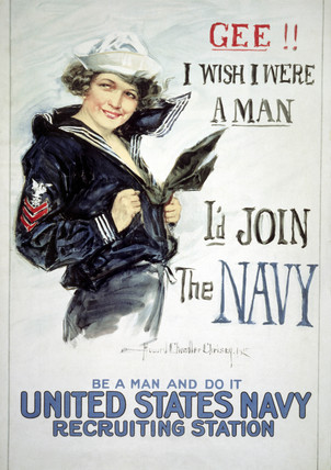 Poster for The United States Navy