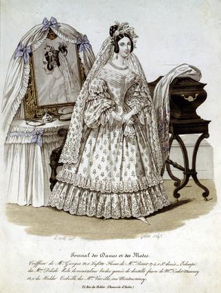 Bridal costume