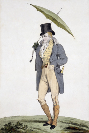 Incredible and marvellous Costumes, by Horace Vernet