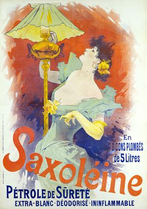 Saxoléine, Pétrole de Sûrete