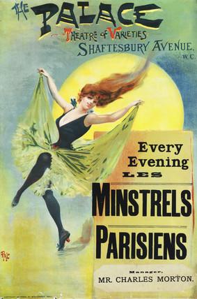 Minstrels Parisiens