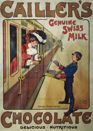 Cailler's Genuine Swiss Milk Chocolate