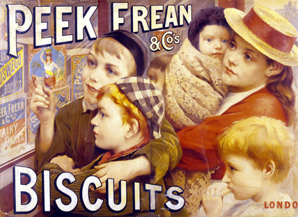 Peek Frean and Co's biscuits