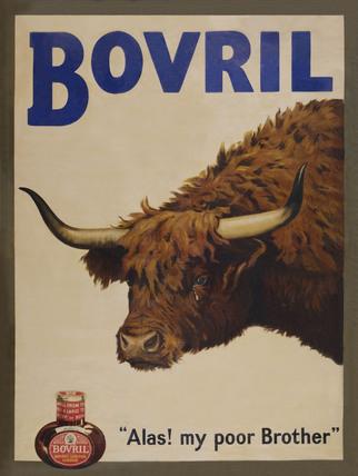 Poster for Bovril