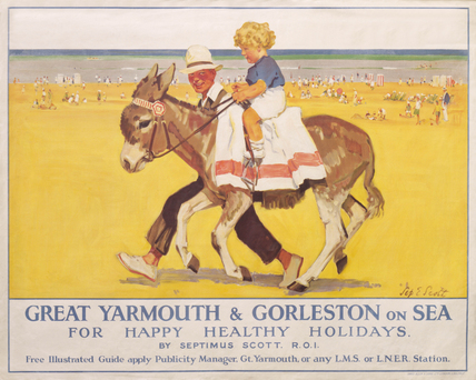 Great Yarmouth and Gorleston on sea
