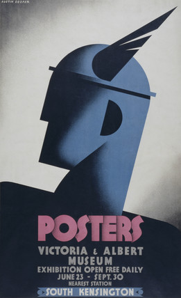 V&A Museum Posters Exhibition