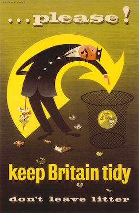 Please... Keep Britain tidy