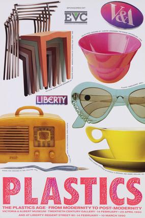 Plastics, V&A Exhibition