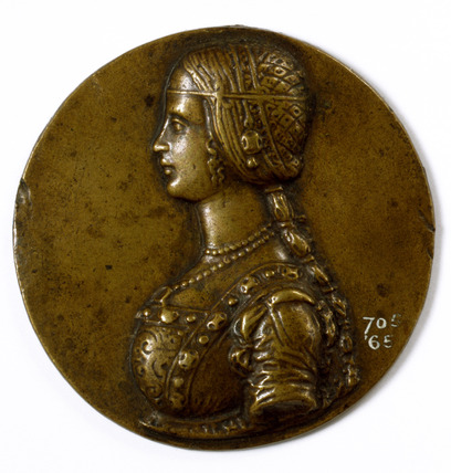 Medal. Italy, 15th century
