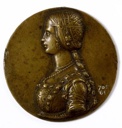 Medal. Italy, 15th century