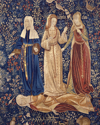 The Three Fates, The Triumph of Death
