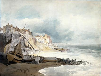 Brighthelmstone, by J.M.W. Turner