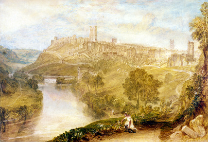 Richmond from the North-East, by J.M.W. Turner