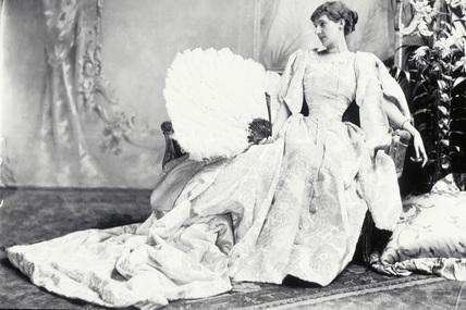 Lady Ashburton aka Mabel Edith Hood