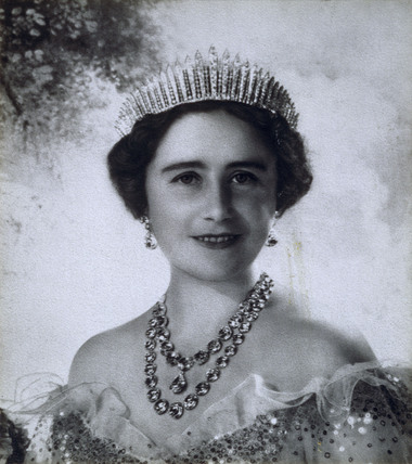 Mother of the Queen