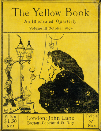 The Yellow Book  by Aubrey BeardsleyAubrey Beardsley The Yellow Book
