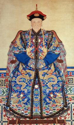 Portrait of Lu Tai Tai