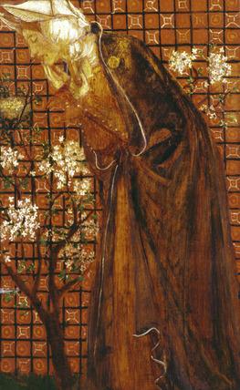 Panel, by Dante Gabriel Rossetti