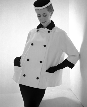 Christian Dior cotton pique jacket