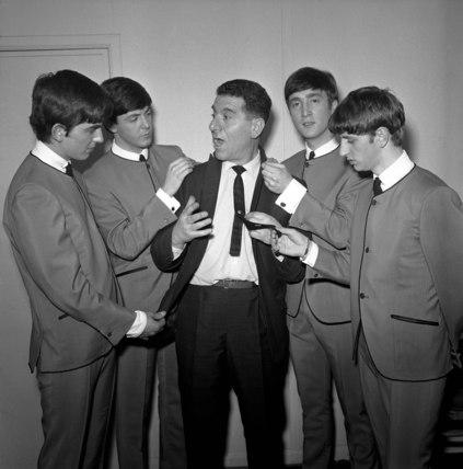Beatles Song Glass