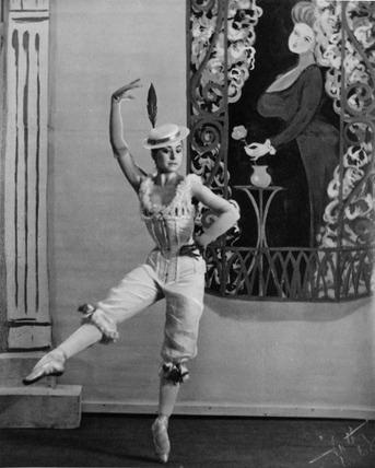 Margot Fonteyn in Façade