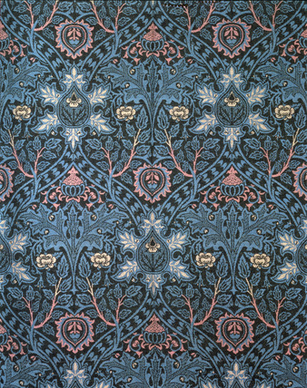 Isaphan Furnishing Fabric By William Morris