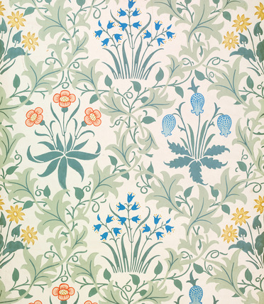 Wallpaper, by William Morris