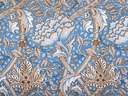 Windrush furnishing fabric, by William Morris