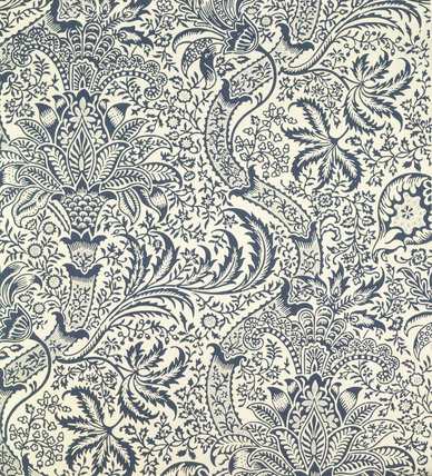 Indian Wallpaper By William Morris