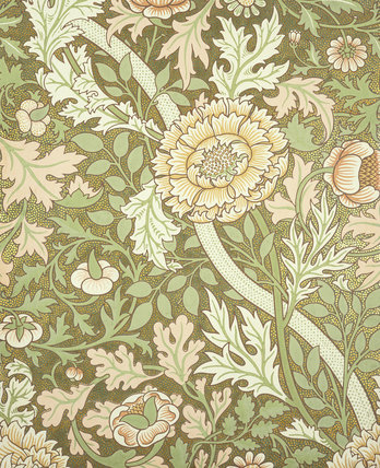 Norwich wallpaper, by William Morris