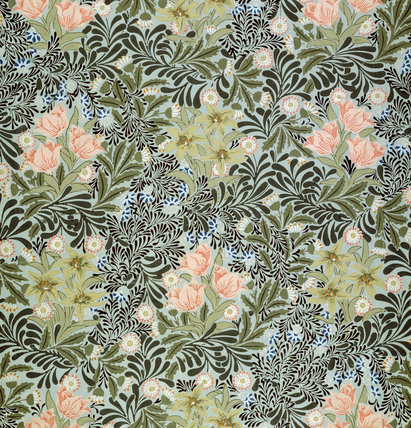 Bower wallpaper, by William Morris