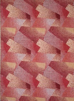 Mosaic furnishing fabric