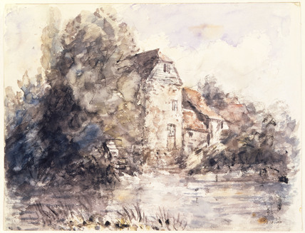 Fittleworth Mill, Sussex, by John Constable