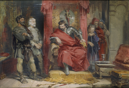 macbeth comparison of the murders - macbeth's decision to murder macduff's family seems to have been made in extreme fear and haste - none of the murders which macbeth commits can really be justified however, at least one could argue that king duncan and banquo posed direct threats to macbeth's position.
