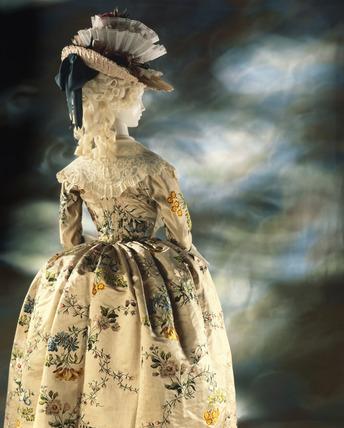 Dress, by Anna Maria Garthwaites