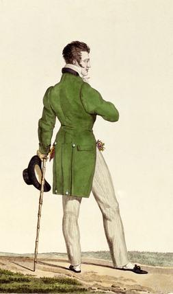 Chevelure à la François, by Horace Vernet