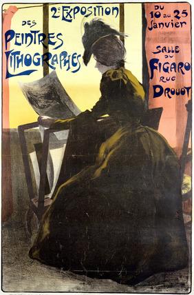2e Exposition des Peintres Lithographes, by Fernand Louis Gottlob
